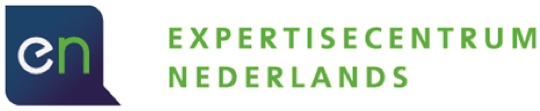 Expertisecentrum Nederlands logo