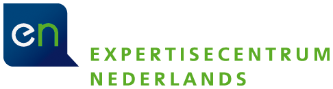 logo Expertisecentrum Nederlands